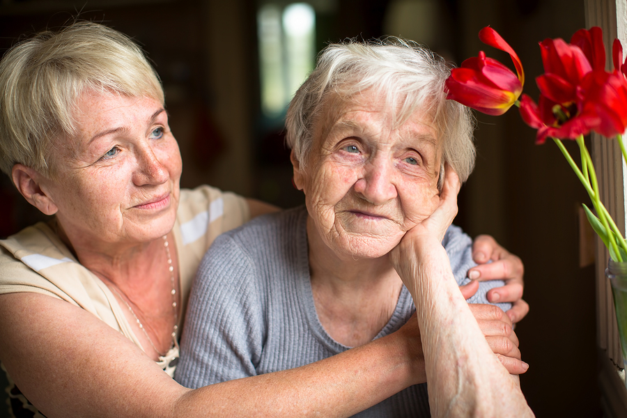 Is Your Aging Parent Depressed? Eating Less?
