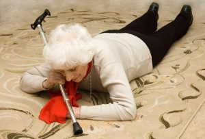 Home Care Services in Goodyear AZ: Do You Believe the Myths About Falls and Elderly Adults?