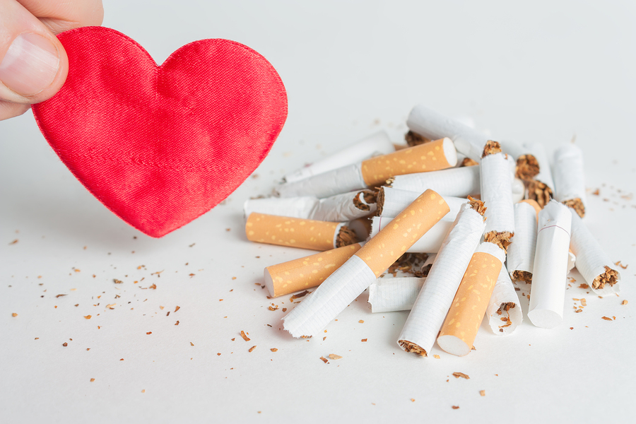 Helping a Senior Quit Smoking to Protect Their Heart