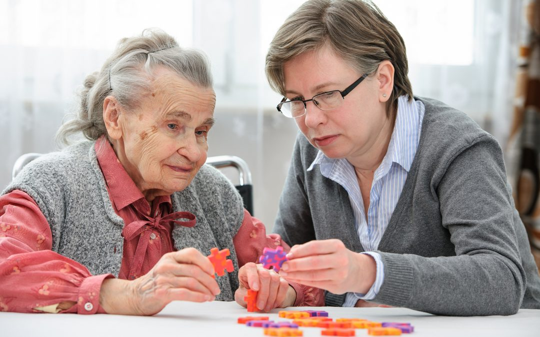Can Elder Care Benefit a Senior in the Middle Stage of Alzheimer's Disease?