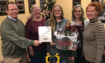 Employee of the Year 2018 – Beth Adams