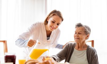 How Can Elder Care Help a Senior Struggling with Appetite Loss?