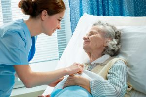 What is Live-In Elderly Care?