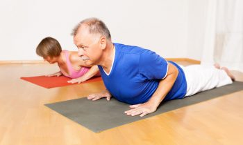 Should Your Parent Try Yoga?